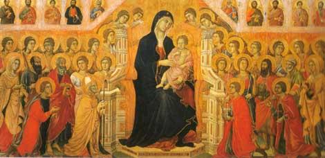 A Grandeza da Santidade de Maria.