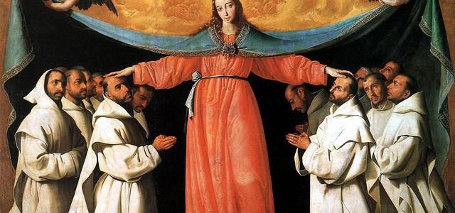 Maria é nossa Mãe