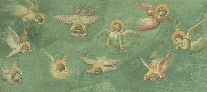 Os Anjos nas Escrituras, na Revelação  e na Tradição.