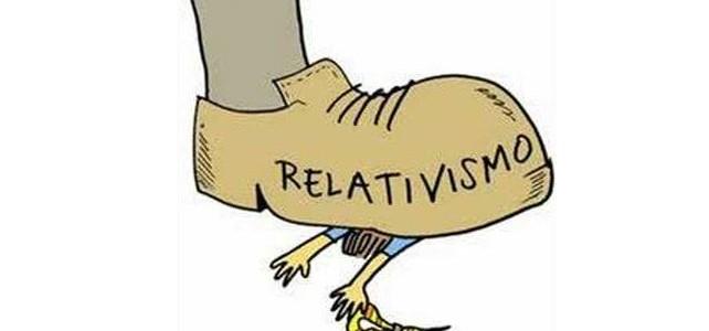 Sem cor, sem cheiro e sem sabor: a escalada do relativismo