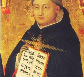 Humildade de São Tomas de Aquino
