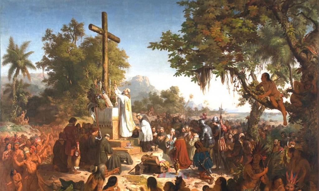 Primeira-Missa-Frei-Henrique-de-Coimbra