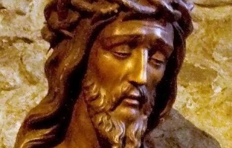 A Mais Antiga Imagem de Cristo e de sua Paixão Achada na Jordânia