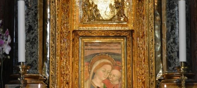 Mãe do Bom Conselho de Genazzano  Bondade, Ternura e Proteção