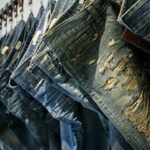Jeans Que Não é Preciso Lavar e Tribalismo