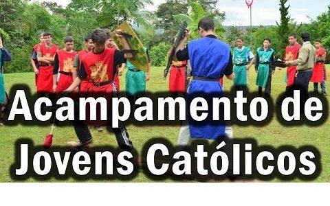 Acampamento de Jovens Católicos Brasília 2016