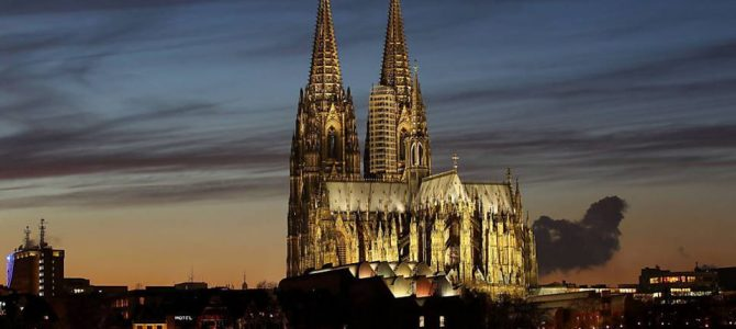 As Catedrais, Símbolos do Paraíso