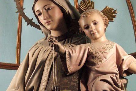 O Santo Escapulário de Nossa Senhora