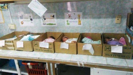 Bebês em caixas de papelão e o exemplo de Garcia Moreno