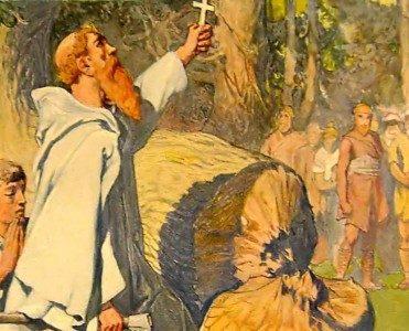 História da árvore de natal