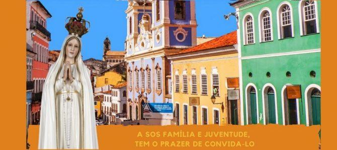 Conferência comemorativa sobre o Centenário de Fátima (Salvador-Bahia)
