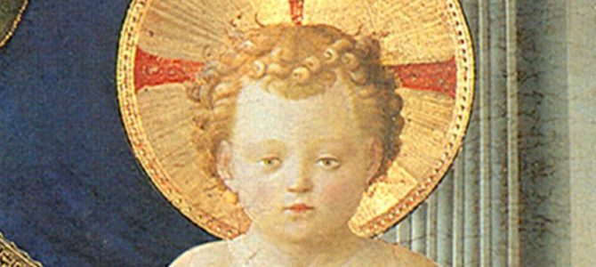 SUAVES MILAGRES DE JESUS MENINO